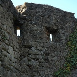 Castle of Perpoli, ruins