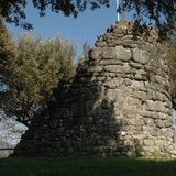 Castle of Palleroso, tower