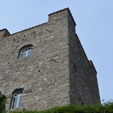 Castle of Ghivizzano, tower