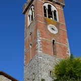 Castle of Gioviano, tower