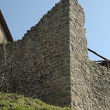 Castle of Perpoli, remains