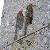 Castle of Crasciana, bell-tower