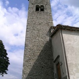 Castle of Corsagna, tower